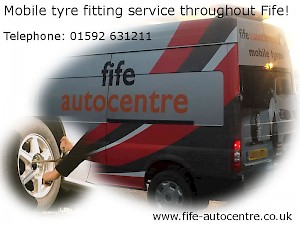 Book Mobile tyre Fitting