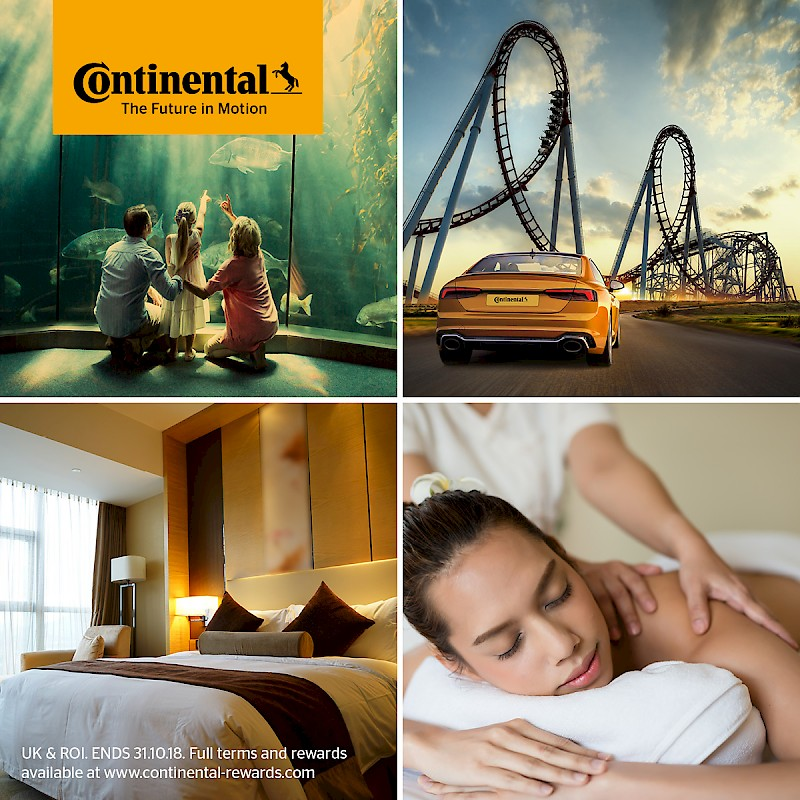 FREE family day out, spa break or hotel stay